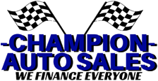 Champion Auto Sales Unlimited Mount Morris Logo