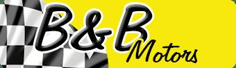 B&B Motors Logo