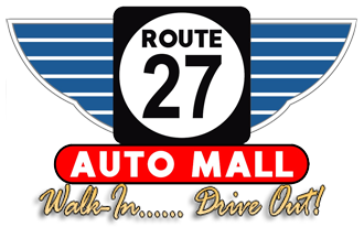 Route 27 Auto Mall Logo