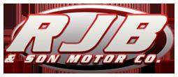 RJB & Son Motor Co. Logo