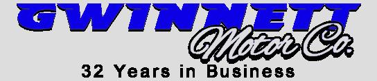 Gwinnett Motor Co Logo
