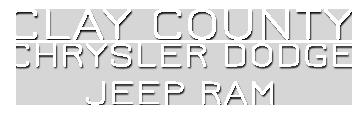 Clay County Chrysler Dodge Jeep Ram Logo