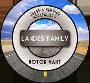 Landes Family Auto Sales Logo