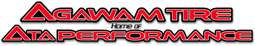 Agawam Tire Home Of ATA Performance Logo