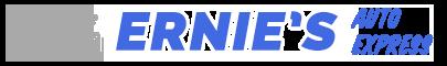 Ernie's Auto Express Logo