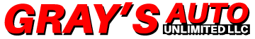 Gray's Auto Unlimited LLC Logo