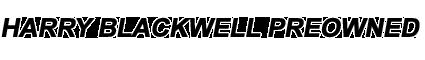 Harry Blackwell Preowned Logo
