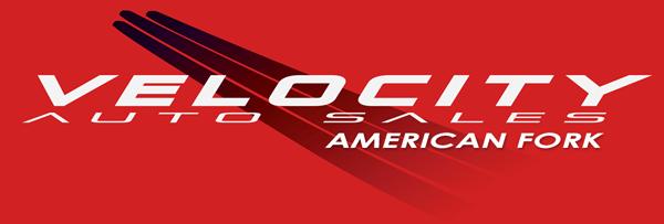 Velocity Auto Sales American Fork Logo