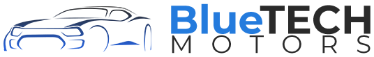 Blue Tech Motors Logo