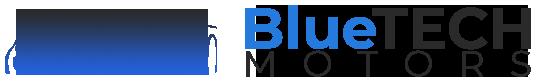 Blue Tech Motors Logo