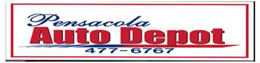 Pensacola Auto Depot Logo