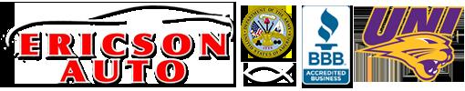 Ericson Auto Logo