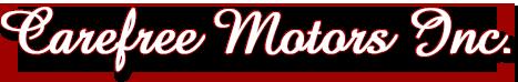 Carefree Motors Inc. Logo