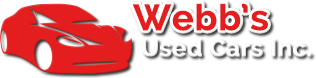 Webb's Used Cars Inc Logo