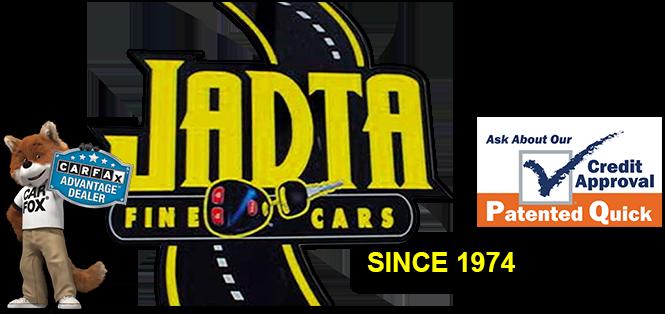 Jadta Fine Cars Inc. Logo