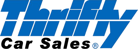 Thrifty Car Sales Logo