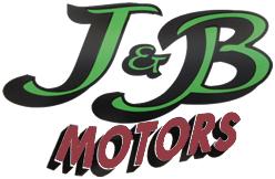 J & B Motors Logo