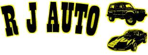 RJ Auto Logo