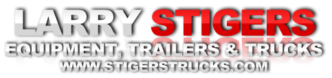 Larry Stigers Equipment, Trailers, and Trucks Logo