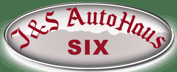 J & S AutoHaus Six Logo
