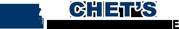 Chet's Auto Sales And Service Logo