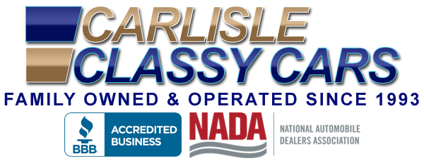 Carlisle Classy Cars Logo