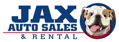 Jax Auto Sales and Rental Logo