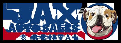 Jax Auto Sales and Rental Logo