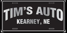 Tim's Auto Logo