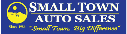 Small Town Auto Sales Logo