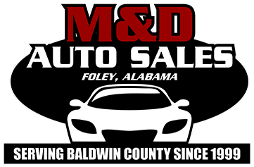 M & D Auto Sales Inc Logo