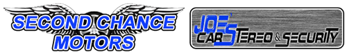 Second Chance Motors Logo