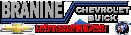Branine Chevrolet Buick Logo