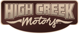 High Creek Motors Logo