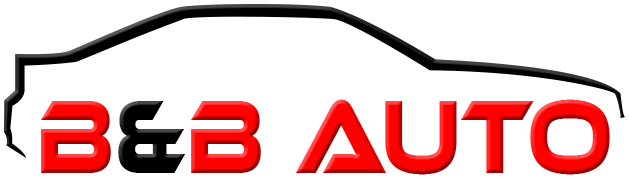 B & B Auto Logo