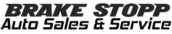 Brake Stopp Auto Sales and Service Logo