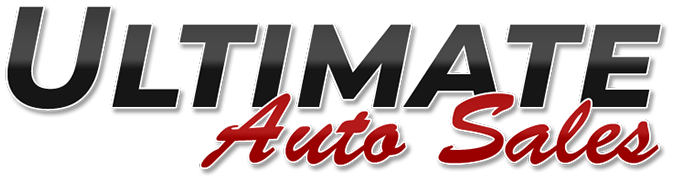Ultimate Auto Sales Logo