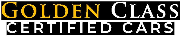 Golden Class Certified Cars Logo