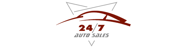 24/7 Auto Sales Logo