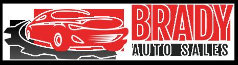 Brady Auto Sales Logo