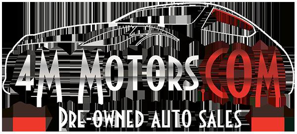 4M Motors Logo