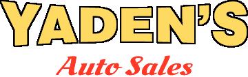 Yadens Auto Sales  Logo