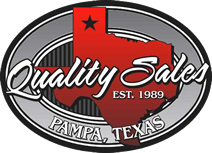 Ted Hutto's Quality Sales Logo
