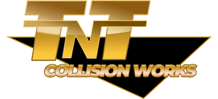 TNT Collision Works  Logo