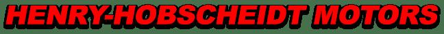 Henry-Hobscheidt Motors Logo