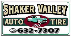 Shaker Valley Auto and Tire Logo