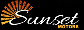 Sunset Motors Logo