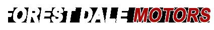 Forest Dale Motors Logo