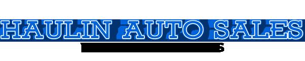 Haulin' Auto Sales Logo
