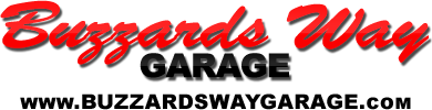 Buzzards Way Garage Logo